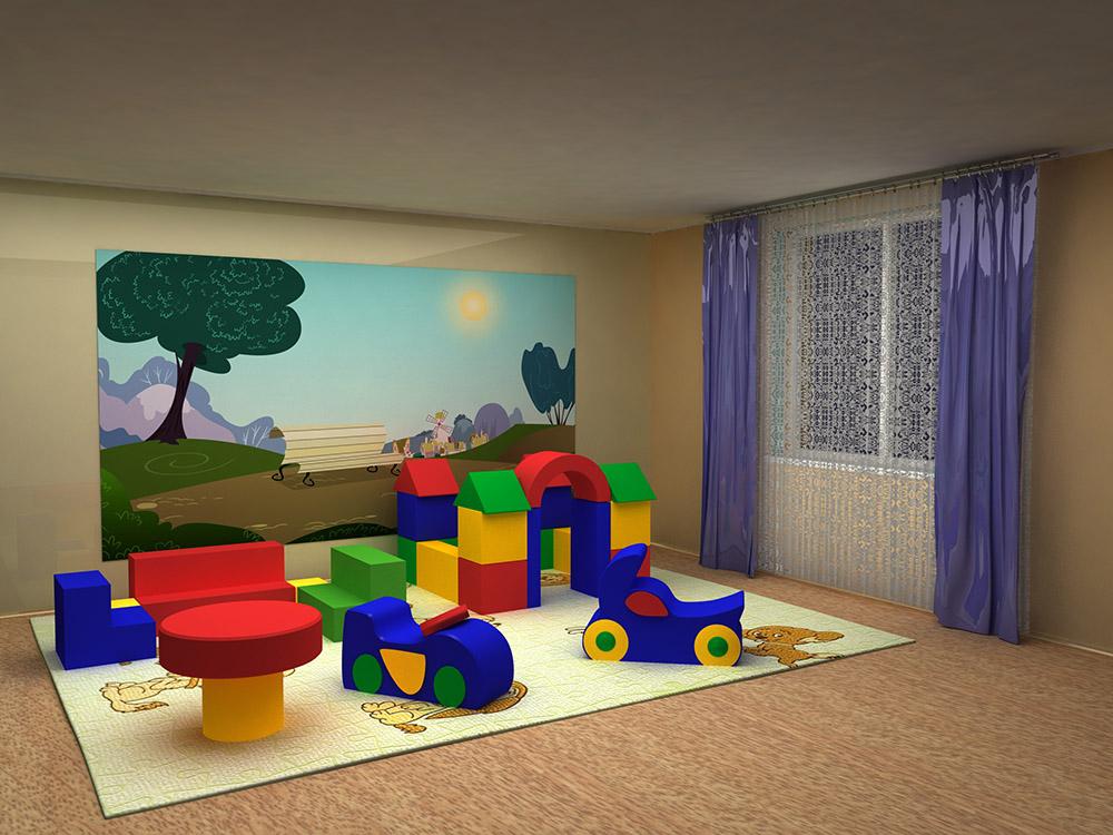 Как сделать детский модуль 996